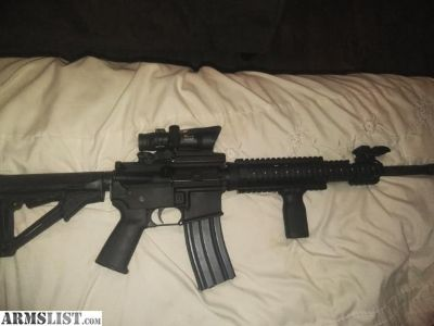 For Sale: AR-15 $550 TODAY ONLY