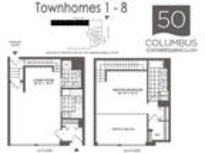 50 Columbus Townhomes - Townhomes 1-8