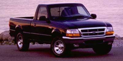 1998 Ford Ranger XLT (Red)