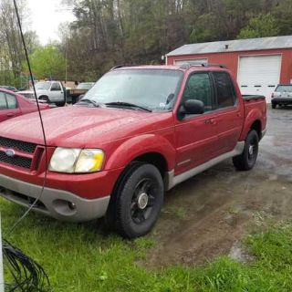 Used 2002 Ford Explorer Sport Trac for sale