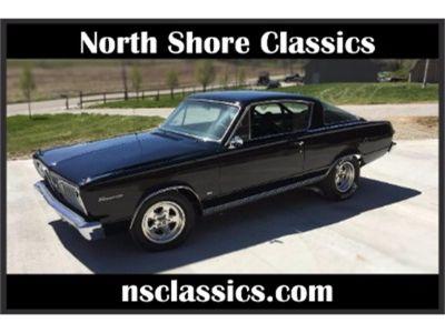1966 Plymouth Cuda
