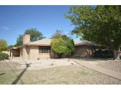 3 Bed 2 Bath Foreclosure Property in Roswell, NM 88201 - Encanto Dr