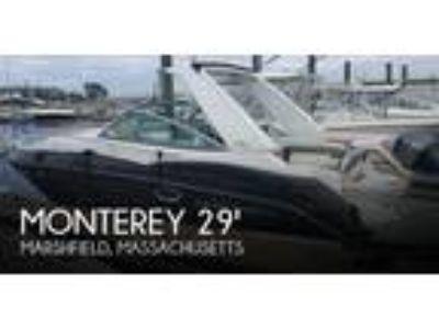 Monterey - 295 Sport Yacht