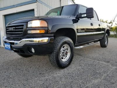 2006 GMC RSX Work Truck (Onyx Black)