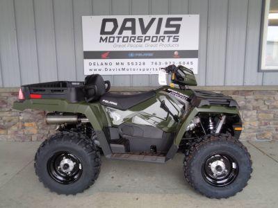 2019 Polaris Sportsman X2 570 Utility ATVs Delano, MN