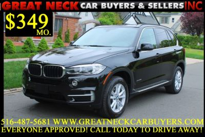 2015 BMW X5 AWD 4dr xDrive35i (Jet Black)