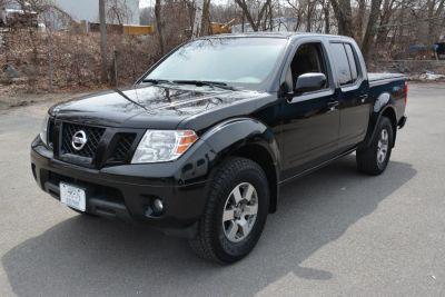 2012 Nissan Frontier S (Super Black)