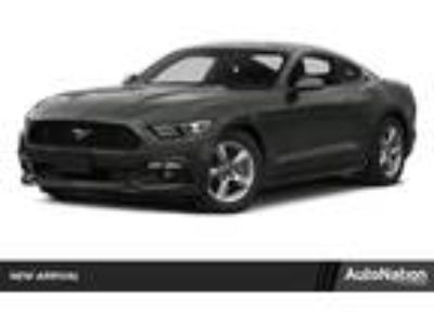 Used 2015 Ford Mustang Ruby Red Metallic Tinted Clearcoat, 38K miles