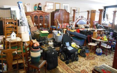 Multiple Estate Sale - ENTIRE SHOWROOM INVENTORY! - Furniture & More!