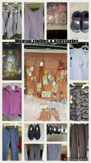 Woman Clothes & Accessories