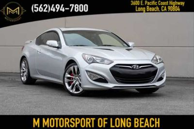 Used 2016 Hyundai Genesis Coupe for sale