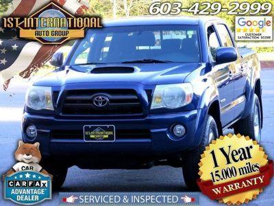 2007 Toyota Tacoma V6 (Blue)