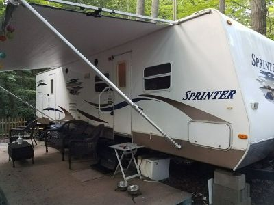 2008 Keystone Sprinter 311BHS