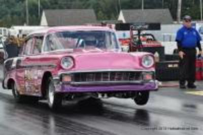 1956 Chevrolet Belair Drag Race Car