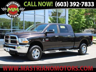 2010 Dodge RSX Laramie (Black)