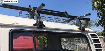 Thule Roof and bike rack