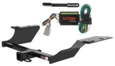 Purchase Curt Class 3 Trailer Hitch & Wiring for 1997-2001 Honda CR-V motorcycle in Greenville, Wisconsin, US, for US $166.10