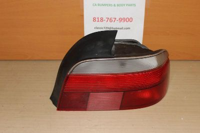 Purchase 97 98 99 00 1997 1998 1999 2000 BMW M5 540 528 5 SERIES TAILLIGHT LIGHT OEM R motorcycle in Burbank, California, US, for US $128.00