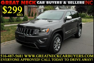 2015 Jeep Grand Cherokee 4WD 4dr Limited (Granite Crystal Metallic Clearcoat)