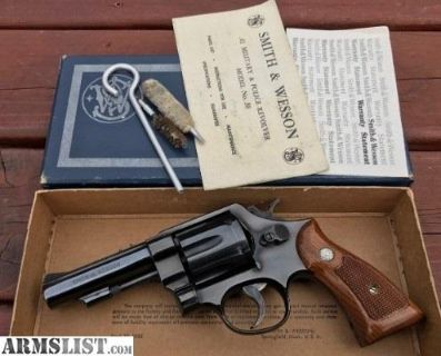 """For Sale: S&W Model 58 4"""" S SERIAL BOXED COMPLETE 41 MAGNUM Pre Lock 57 29 Frame 1967-68 Prod TOOLS & DOCS M&P"""