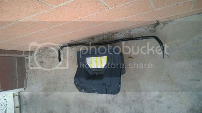 FS: MK5 R32 exhaust and battery box
