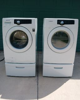 Samsung Front Load Washer/Dryer