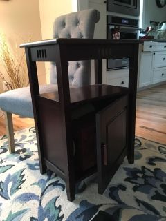 Pottery Barn Nightstand or end table