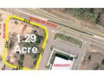 Land for Sale in Augusta - 1.29 acres