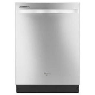Whirlpool Stainless Top Control Built-In Tall Tub Dishwasher WDT720PAD