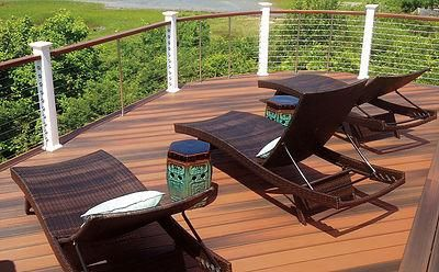 Stainless Railing System DIYCableRailingSystems