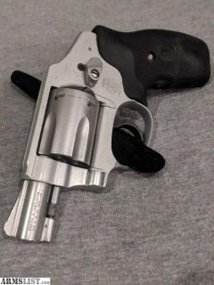 For Sale: S&W Airweight .38 cal Plus P
