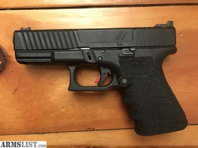 For Sale: ZEV Glock 19