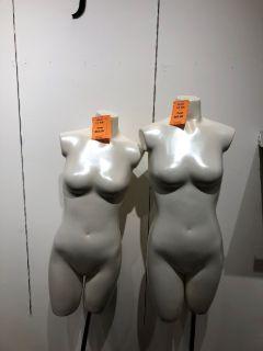 Mays Store Closing Laguna Hills CA Mannequins