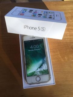 Gold iPhone 5s $100