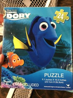 Finding dory puzzle