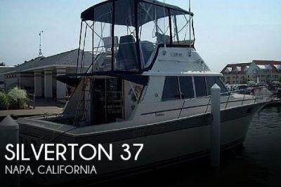 1987 Silverton 37 Convertible