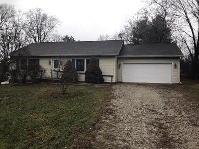 2 Bed 1 Bath Foreclosure Property in Coatesville, IN 46121 - Mill Spgs