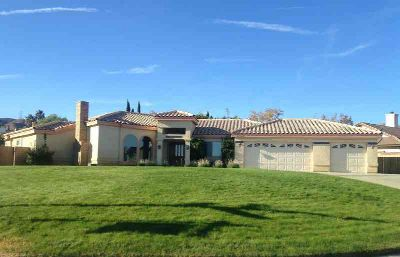6310 Giovanni Way Palmdale Four BR, Great home in a Great