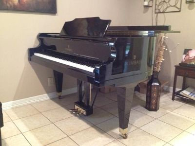 Beautiful Baby Grand Piano for sale