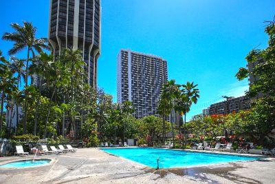1 bedroom in Waikiki