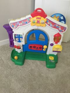 Fisher Price Activity Center $15