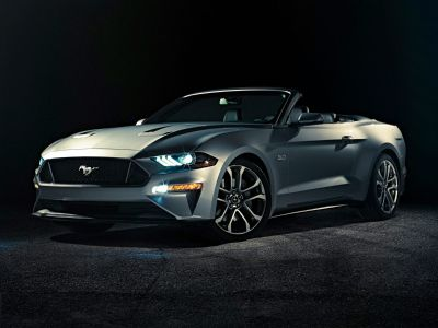 2019 Ford Mustang GT Premium (Shadow Black)