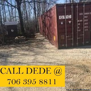 HUGE SALE!! WHILE SUPPLY LAST!! STORAGE BUILDINGS/SHIPPING CONTAINERS