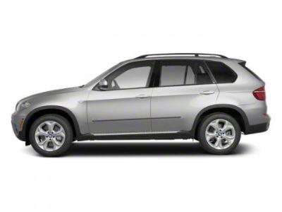 2012 BMW X5 xDrive35i (Titanium Silver Metallic)
