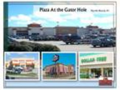 Plaza at the gator hole-3, 000 sf-unit 24, retail/office space for lease n
