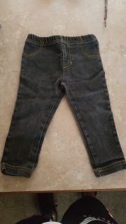 2t French toast brand stretchy Jean's