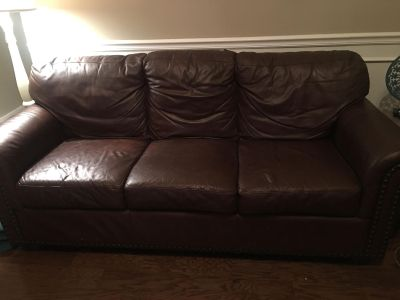 Couch, love seat, and oversized chair