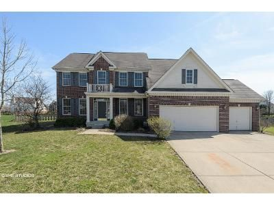 5 Bed 3 Bath Foreclosure Property in Zionsville, IN 46077 - Ledge Rock Ct