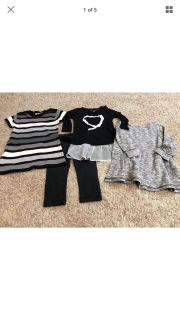 Toddler girls clothes lot size 18 months