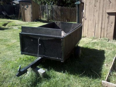 Utility Trailer 6 Foot